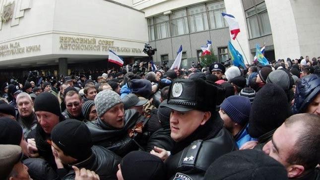 Xung đột tại UKraine. Ảnh: AFP/TTXVN.