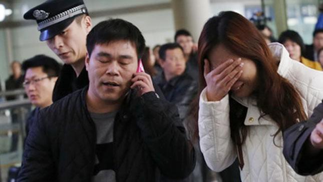 Nghẹn ngào trước lời cuối của hành khách chuyến bay mất tích
