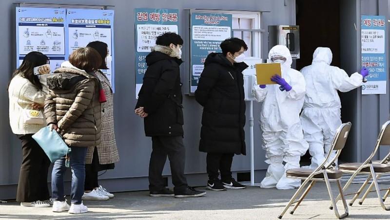 """Tạo """"Bản đồ corona"""", sinh viên Hàn Quốc giúp theo dõi tình trạng dịch bệnh Covid-19"""