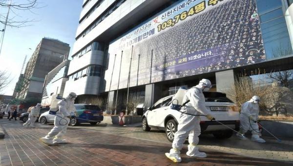 """Bệnh nhân """"siêu lây nhiễm"""" số 31 của Hàn Quốc vẫn đang được điều trị tại bệnh viện"""