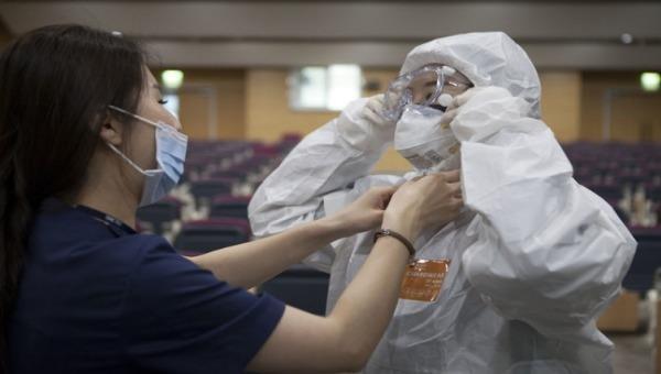 Tỷ lệ tử vong do nhiễm Covid-19 tại Hàn Quốc có thể lên đến 3%