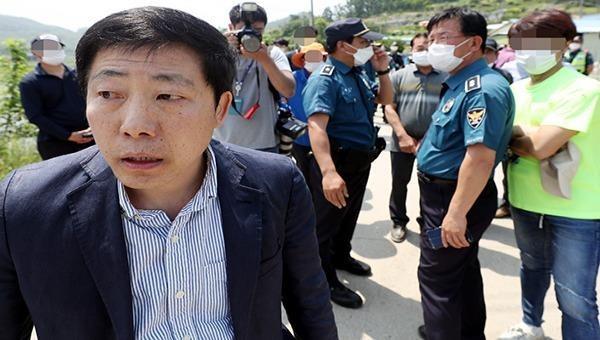 Cảnh sát Hàn Quốc lục soát nhà người đứng đầu chiến dịch rải tờ rơi chống Triều Tiên