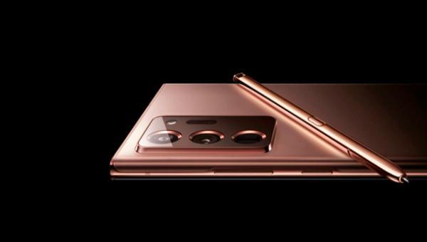 """Samsung """"rò rỉ"""" hình ảnh của Galaxy Note 20 Ultra"""