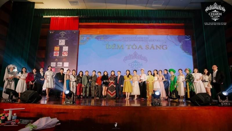 Bán kết Cuộc thi Duyên dáng nữ sinh - Charm of Law 2020: Đêm toả sáng