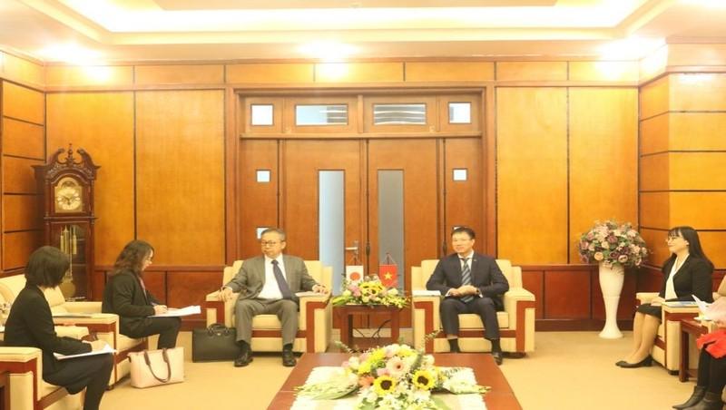 Đại học Luật Hà Nội: Đẩy mạnh hoạt động hợp tác với các cơ sở đào tạo và nghiên cứu Luật của Nhật Bản