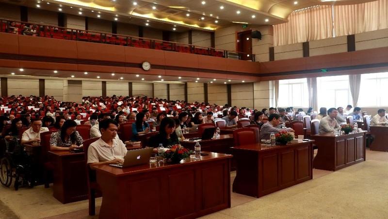 Đại học Luật Hà Nội: Quán triệt Nghị quyết Đại hội Đảng toàn quốc lần thứ XIII