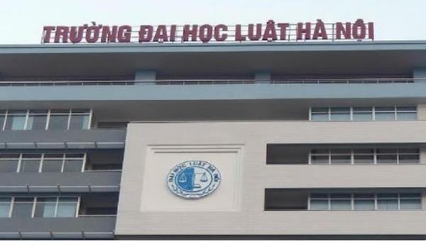 Đại học Luật Hà Nội thông báo về việc triển khai kế hoạch giảng dạy, học tập