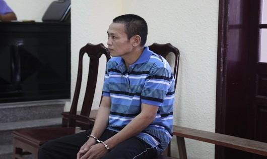 Nguyễn Khắc Thành tại phiên tòa sơ thẩm