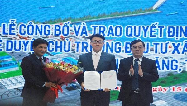 Quảng Trị: Hơn 14.000 tỷ đồng đầu tư xây dựng Khu bến cảng Mỹ Thủy