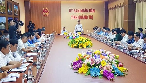 Tính đến thời điểm hiện tại, tình hình dịch Covid-19 ở Quảng Trị vẫn đang trong tầm kiểm soát.