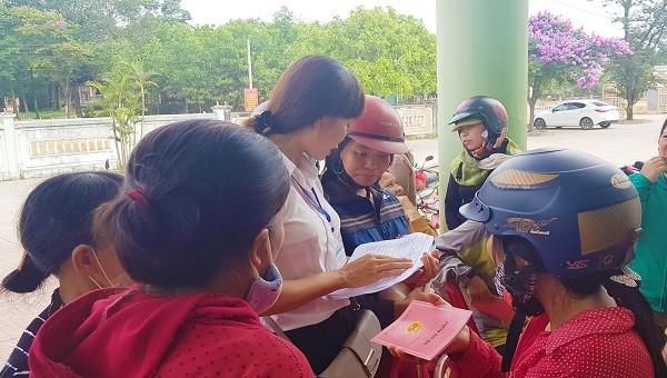 Hỗ trợ gần 140 tỉ đồng cho người dân bị ảnh hưởng dịch Covid-19 ở Quảng Trị