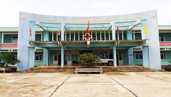 Tất cả các trường hợp hiện đang được cách ly, theo dõi tại Bệnh viện Chuyên khoa Lao và Bệnh phổi tỉnh Quảng Trị