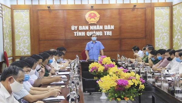 Kết quả xét nghiệm 5 trường hợp nghi mắc Covid-19 ở Quảng Trị
