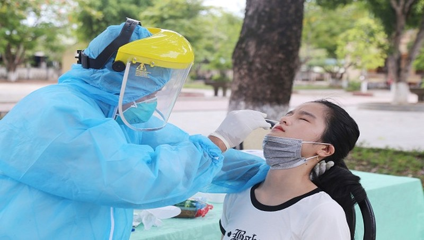 55 thí sinh ở Quảng Trị không thể tham dự thi tốt nghiệp THPT vì dịch Covid-19