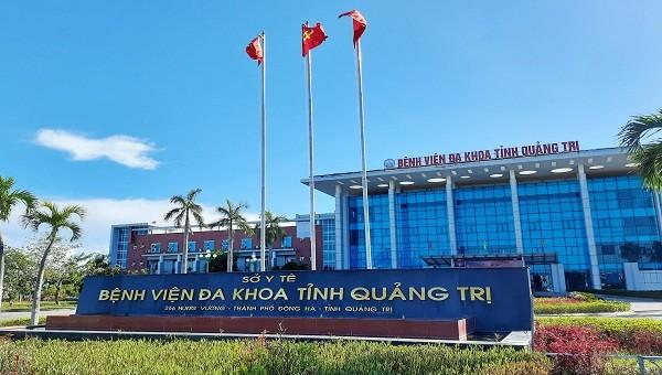 Trong 2 ca mắc Covid-19 mới được ghi nhận, ca bệnh số 862 đã có mặt ở bệnh viện Đa khoa tỉnh Quảng Trị để chăm sóc cho bệnh nhân số 832