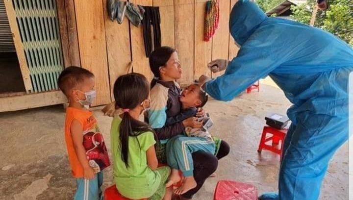 Chỉ hơn 1 tháng, dịch bạch hầu đã bùng phát ra 3 huyện tại Quảng Trị, nhưng vẫn chưa rõ nguồn lây .