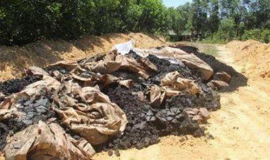 Yêu cầu  Formosa bốc hết chất thải  tại trang trại