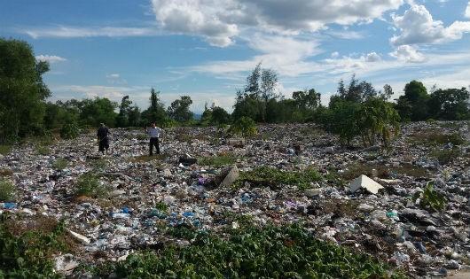 Formosa từng đổ chất thải tại Thiên Cầm nhưng không bị xử lý?