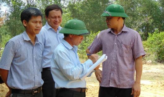 Hà Tĩnh: Bốc toàn bộ chất thải của Formosa tại trang trại đi nơi khác
