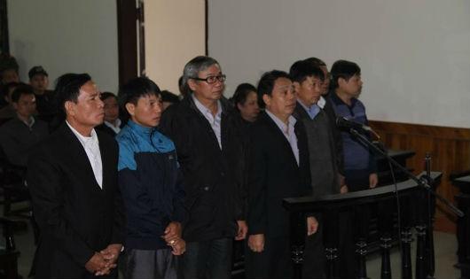 Hà Tĩnh: Gây thất thoát hơn 10 tỷ đồng, nguyên Chủ tịch huyện và đồng phạm hầu tòa
