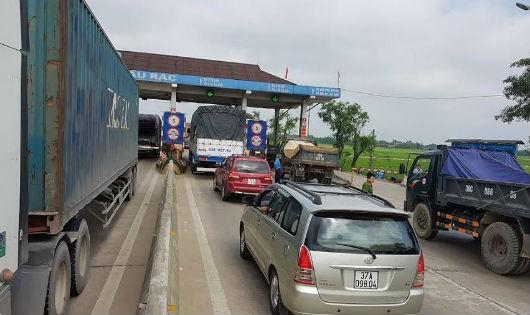 Hà Tĩnh: Miễn 100% giá vé BOT trạm Cầu Rác cho người dân phụ cận
