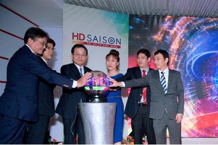Ra mắt Công ty Tài chính TNHH HD SAISON