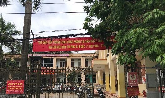 Trụ Sở Công an huyện Hiệp Hòa