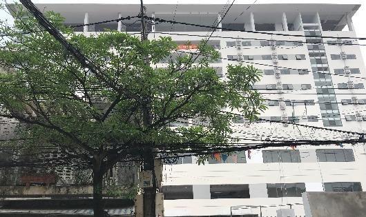 Quá trình Chủ đầu tư triển khai xây dựng công trình 13 tầng và 1tầng hầm, 1 tầng tum đã gây thiệt hại nghiêm trọng về tài sản nhà ở cho hàng chục hộ dân ở phường Quang Trung, TP Thái Bình