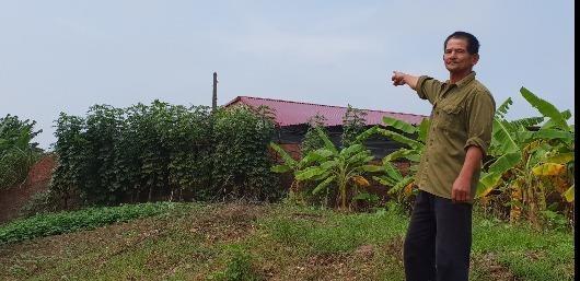 Yên Lạc (Vĩnh Phúc): Anh trai ruột của phó Chủ tịch huyện lấn chiếm đất?