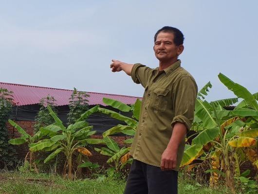 """Yên Lạc (Vĩnh Phúc): Kết luận về việc người dân """"tố"""" anh trai ruột của Phó Chủ tịch lấn chiếm đất"""