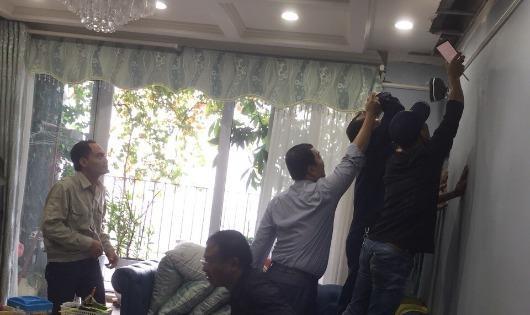 Hà Nội: Nguyên nhân chung cư N04 - KĐT Đông Nam Trần Duy Hưng bị thấm nước, bục trần
