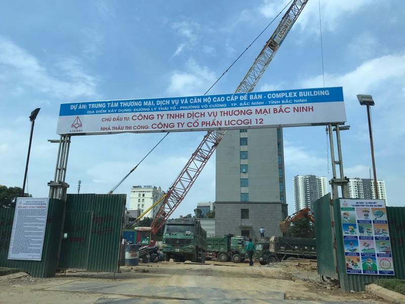 Công ty Thanh Tùng 68 đang bị cơ quan CSĐT tỉnh Bắc Ninh làm rõ hành vi khai thác khoáng sản trái phép