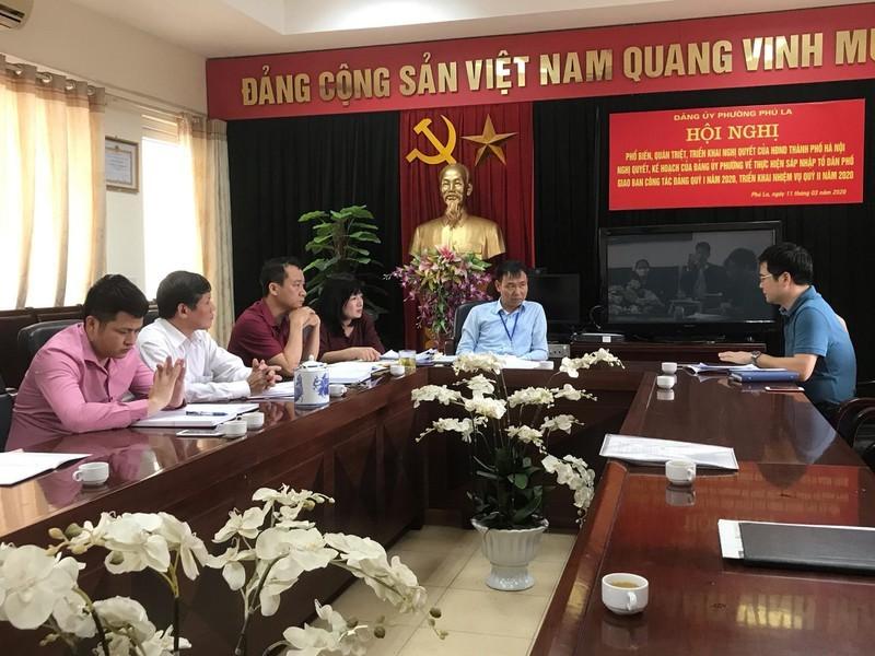 Hà Nội: Cấp Ủy, chính quyền quận Hà Đông thiếu trách nhiệm trong việc giải quyết đất dịch vụ cho người dân