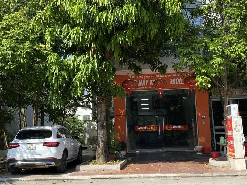 Trụ sở Văn phòng giao dịch Công ty Hồng Hải