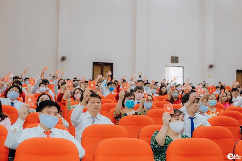 Đại hội Đảng bộ Đại học Thái Nguyên thành công rực rỡ.