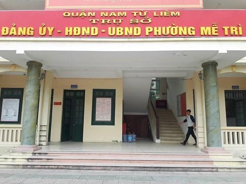"""Nam Từ Liêm (Hà Nội): Phát hoảng vì công trình xây dưng """"khủng"""" có nhiều dấu hiệu vi phạm"""