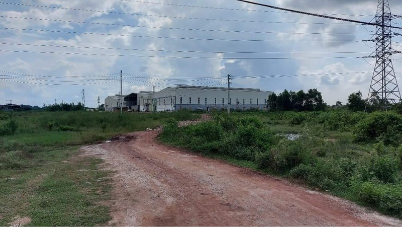 Liên khu nhà xưởng của Công ty TNHH Nam Phương có nhiều vi phạm lớn
