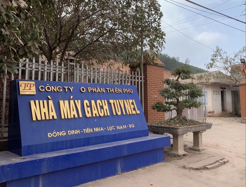 Lục Nam (Bắc Giang): Thông tin doanh nghiệp Thiên Phú tiêu thụ khoáng sản trái phép là không đúng