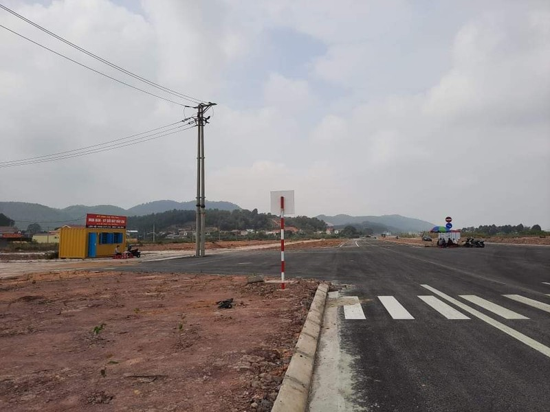 """Khu vực xã Nội Hoàng, Yên Dũng được giới đầu cơ """"thổi"""" giá đất tăng mạnh"""