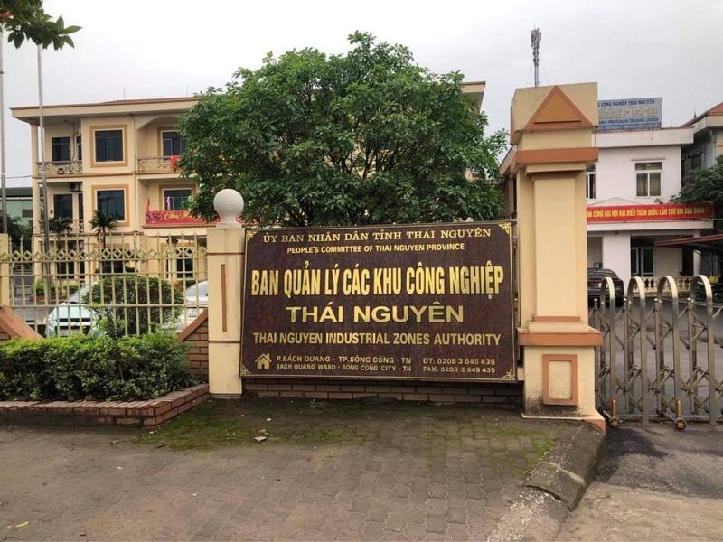 Ban Quản lý các KCN Thái Nguyên mở tài khoản ngân hàng để gửi tiền thay vì nộp vào Kho bạc Nhà nước