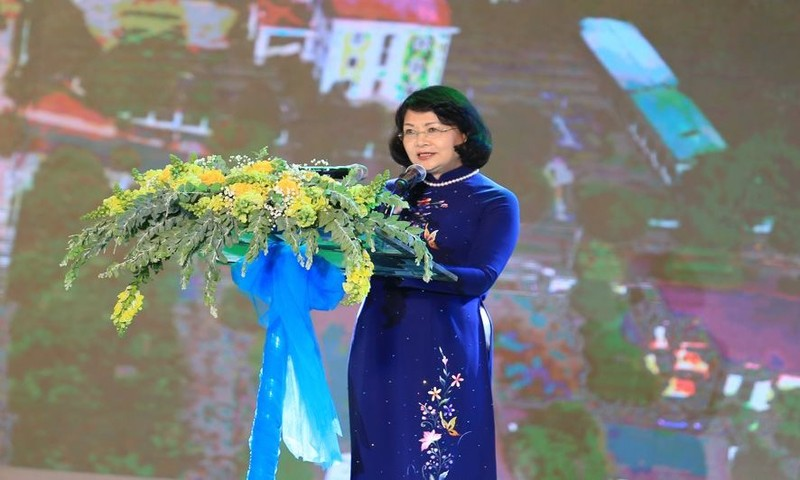 Phó Chủ tịch nước Đặng Thị Ngọc Thịnh mong muốn Thành phố Gia Nghĩa phát triển mạnh mẽ