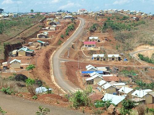 Đắk Nông chú trọng đầu tư xây dựng vùng khó khăn