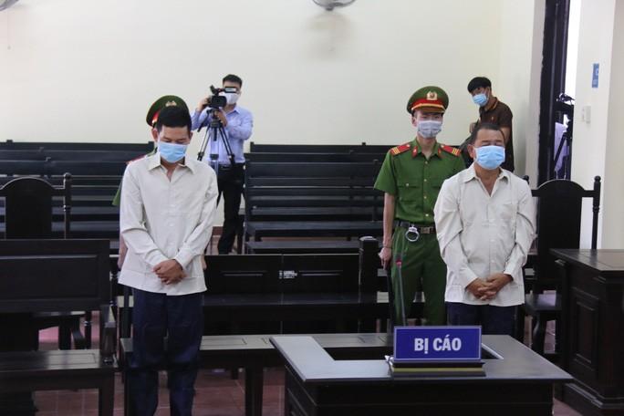 Nhận án tù vì chống người thi hành biện pháp phòng, chống dịch COVID-19