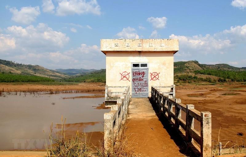 Công trình thủy lợi Đắk Ngo (huyện Tuy Đức, tỉnh Đắk Nông)
