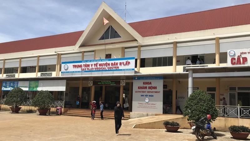 Người ký hợp đồng lao động cho con trai Giám đốc Sở Y tế Đắk Nông bị kiểm tra vi phạm