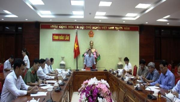 Tiến độ thực hiện công tác hỗ trợ theo Nghị quyết 42 ở Đắk Lắk còn chậm
