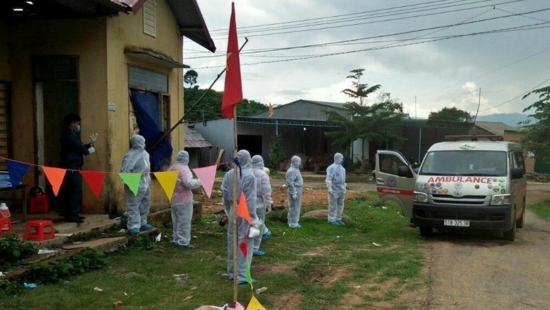Tăng cường phòng chống bệnh bạch hầu ở Đắk Nông