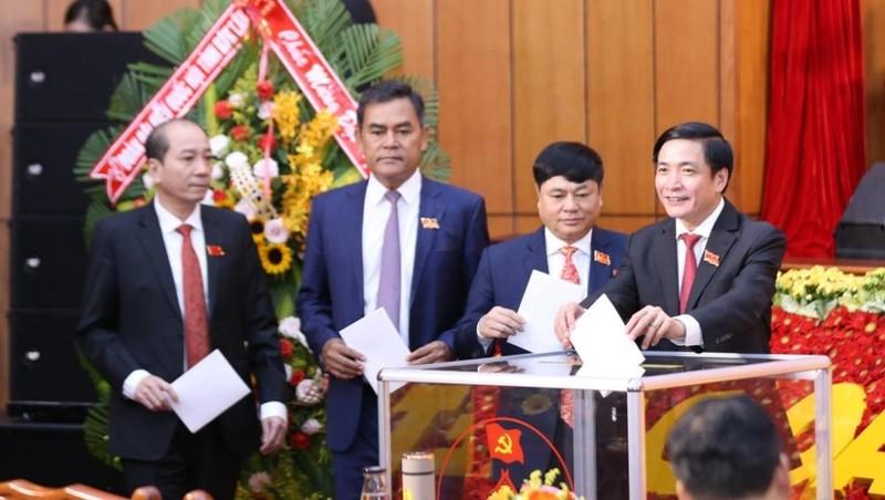 Ông Bùi Văn Cường tiếp tục được tín nhiệm giữ chức Bí thư Tỉnh ủy Đắk Lắk khóa XVII