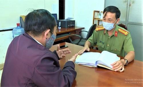 Làm giả văn bản của Văn phòng Chính phủ để lôi kéo người dân đi xuất khẩu lao động