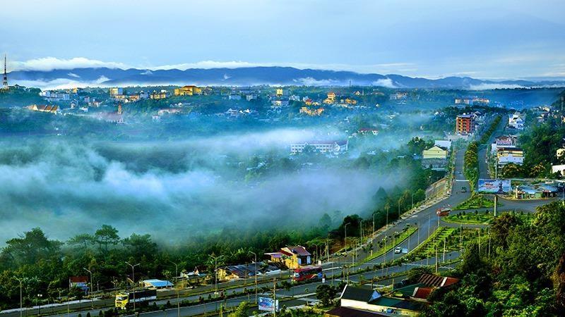 Trung tâm tỉnh Đắk Nông
